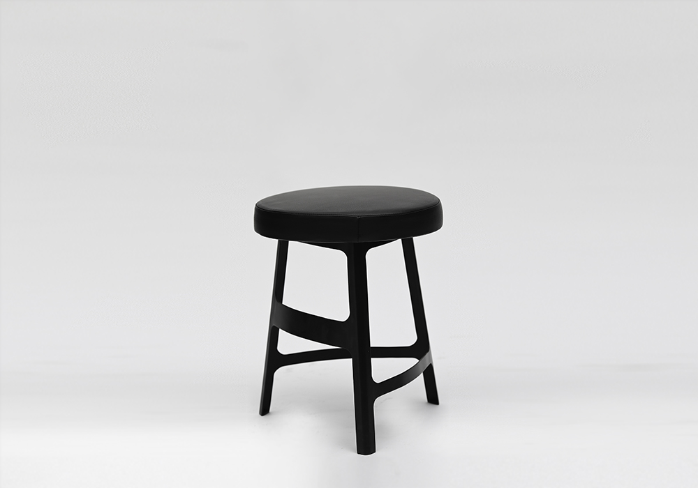 the factory bar stool designed by sean dix. Black Bedroom Furniture Sets. Home Design Ideas