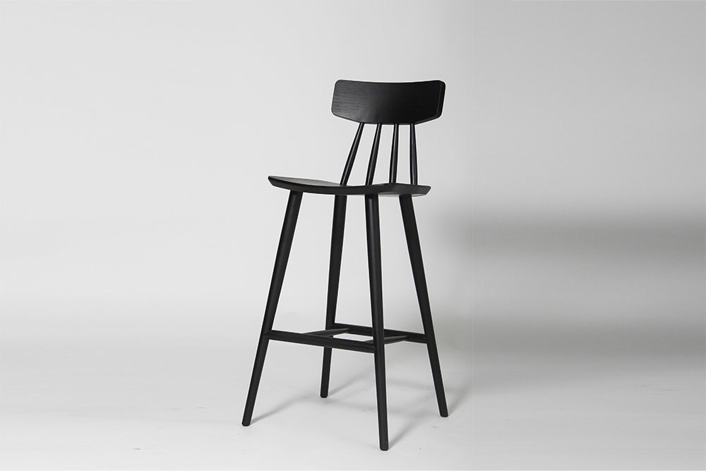 Spindle Chair And Barstool Designed By Sean Dix